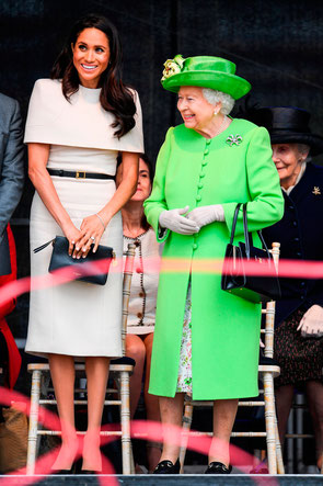 Queen Elizabeth II, Meghan Markle, Royal Family, Prince William, Princess Diana