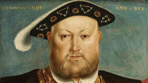 Henry VIII went through wives like I go through driving instructors