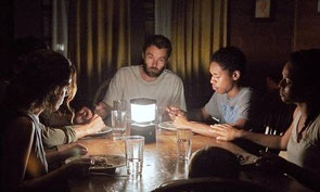 It Comes at Night Joel Edgerton (centre)
