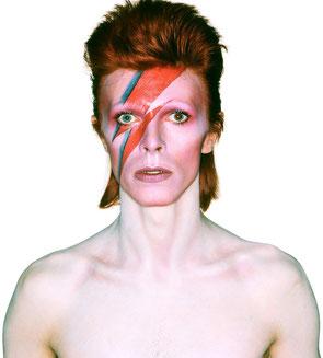 Bowie, David Bowie, Aladdin Sane, Ziggy Stardust
