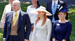 Fergie, Prince Andrew, Sarah Ferguson, Royal Family, Windsors, Airmiles Andy