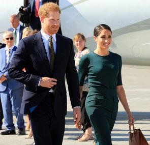 Prince Harry, Meghan Markle, Royal Family, HRH