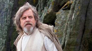 Mark Hamill, Star Wars, Luke Skywalker, Han Solo, Carrie Fisher, Last Jedi