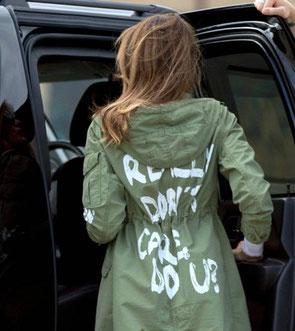 Melania Trump, FLOTUS, Child migrants, Obama, Ivanka