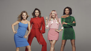 Victoria Beckham, Ginger Spice, Scary Spice, Geri Halliwell, Cheryl Cole