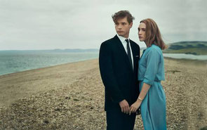 Chesil Beach, Ian McEwan, Film, Movies, Cineam