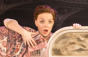 Sheridan Smith as Fanny Brice in Funny Girl