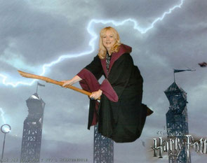 Witch, Harry Potter. JK Rowling, WB Tour. Wizard, Magic, Voldemort,