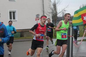 Steffen Wittmann konnte in die TOP10 in 34:07 Min. laufen.