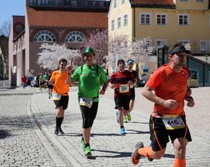 Double Orange v. li.: Alexander Nuss und Peter Herrmann