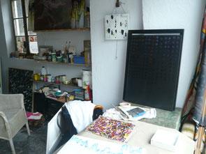Im Atelier Stephanskirchen