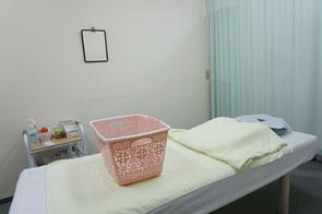 山田鍼灸院 施術室