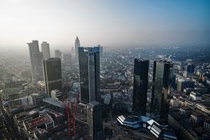 Main Tower Frankfurt terrasse
