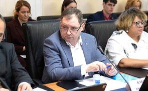 Бабуров Юрий, ОТР, Великая Победа, Совет Федерации
