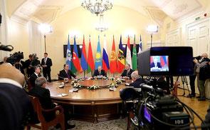 Владимир Путин о Второй мировой войне, Неформальный саммит СНГ, Санкт-Петербург, 20.12.2019