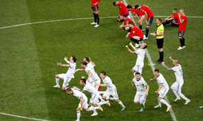 Россия – Испания: матч закончен! / Russia – Spain: the match is over!