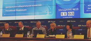 ЦИК РФ, заседание 12 июля 2016 г., выборы-2016, Партия Великое Отечество