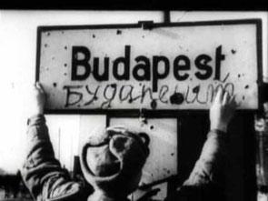 Будапешт, взятие, освобождение Красной Армией, 13 февраля 1945, Будапештская операция, Великая Отечественная война