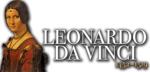 OmoGirando la mostra Leonardo da Vinci 1452-1519