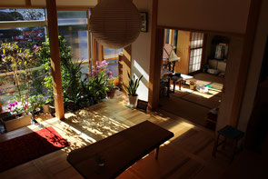 日差しを取り入れ 快適住空間 健康住宅