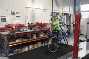 Service Werkstatt e-motion e-Bike Welt Bad Zwischenahn
