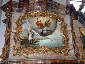Legende vom Hl. Augustinus und dem Knaben am Meeresstrand