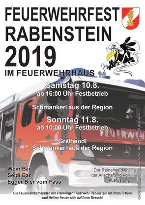 Feuerwehr, Blaulicht, Rabenstein, Unfall, Auffahrunfall, B39, Kalte Kuchl