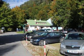 Parkplatz Herzogstandbahn