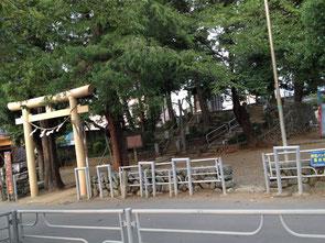 普段の愛宕神社