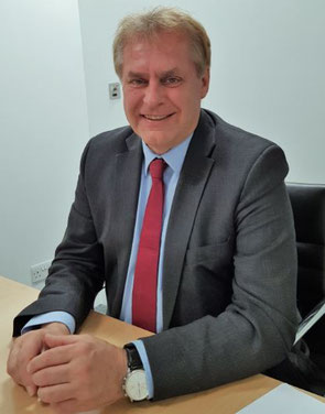 Ulrich Ogiermann is Managing Director of CargoLogic Germany -  photo hs