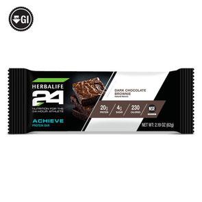 Protein-Riegel mit Zartbitter-Schokolade-Geschmack