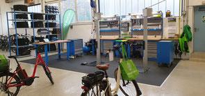 e-motion e-Bike Service und Reparatur