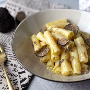 Pasta al Tartufo - Trüffel Pasta, Herbstrezepte, Nudeln, Teigwaren, Nudelsaucen, Herbst, Familierezepte, Hauptspeise, Mittagessen, Abendessen