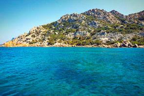 Spiaggia di Su Sirboni, Strand, Sardinien, Italien, Die Traumreiser