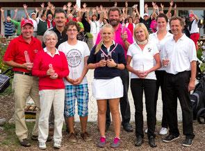 Die Golf in Wall Clubmeister 2012