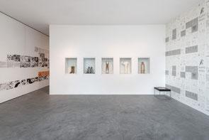 Ausstellung INNEN-LEBEN im Museum Lothar Fischer 2020. Foto: Andreas Pauly