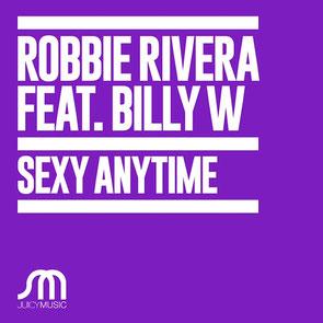 Robbie Rivera Feat. Billy W
