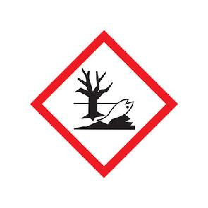 Symbol écotoxique Fiche de donnée de sécurité