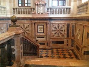 Interior del Archivo General de Indias. / Lupe Rangel ©