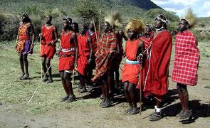 El pueblo Masai. CC: Por Nezumi