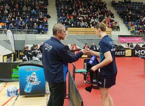 Foto Plohe - Minnie SOO holte 2 Siege für Linz
