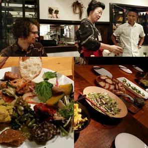 先日参加させていただいた神奈川のシェアハウスでは、マクロビ食を楽しむ他に、シェアハウスの住人(オーストラリアや韓国から来ている)や、お茶屋さんでお茶を販売している看板娘さんなど、飛び入り参加者の多いこと。ここには「戦争」という文字はなさそうです。