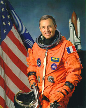 michel tognini astronaute contact