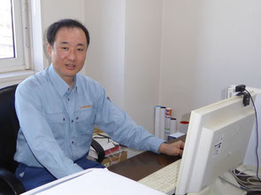 札幌新聞輸送㈱帯広営業所 伊藤光彦 所長