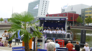 Kiel, Bootshafensommer am 26.07.2013