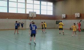 Bild: Handball Spieltag der Freiwurf Hamburg
