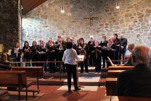 """Chor """"Kreuz und Quer"""" Aßlar / Ehringshausen - Kath. Pfarrei St. Anna Biebertal"""
