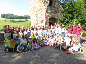 Die Zeitagenten sind zurückgekehrt - Kath. Pfarrei St. Anna Biebertal