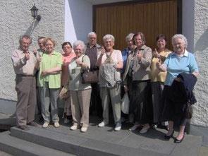 Senioren - Kath. Pfarrei St. Anna Biebertal