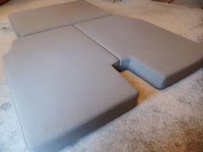 Matratzenauflage für Skoda Yeti